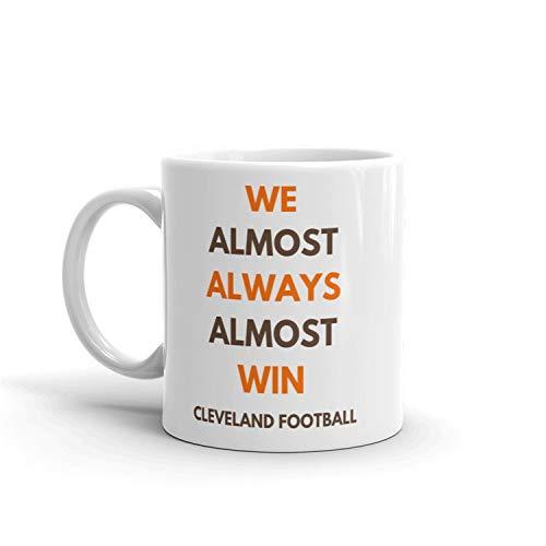 (Cleveland Browns Mug cleveland browns cleveland browns gift funny mug browns mug cleveland football sunday mug funny)