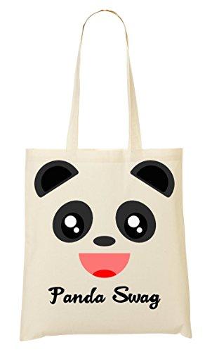 Swag Shopping Panda Handbag Bag Cp OwdBqUZO