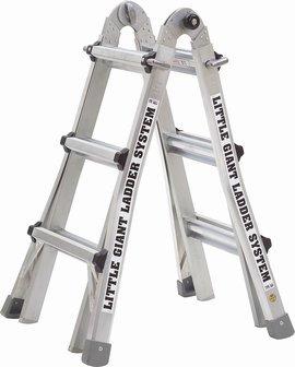 Multipurpose Ladder, 13 ft., IAA