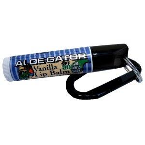 Aloe Gator Lip Balm SPF 30 Vanilla