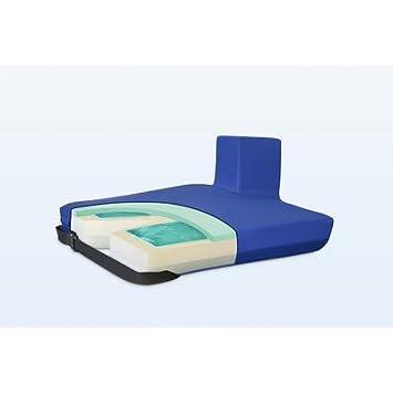 Amazon.com: Apex Core cóccix Pommel gel-foam Cojín en azul ...