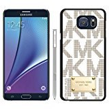 Popular M-ichael K-ors Samsung Galaxy Note 5 Case ,Beautiful And Durable Designed Fashion Style 100 Black Phone Case (Telephone Note)