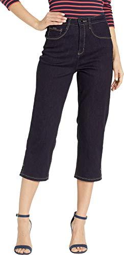 FDJ French Dressing Jeans Women's Cool Denim Suzanne Capris in Twilight Twilight 8 21