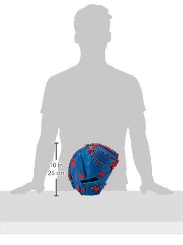 Amazon.com: Mizuno guante de receptor de 34 pulgadas ...