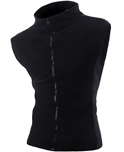 MMAICCO Cotton Contrast Collar Zipper product image
