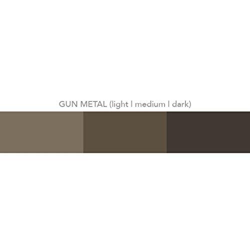 GlobMarble Concrete Integral Color - Ready Mix Pigments - TruPour. Gun Metal, 10 lb bag by GlobMarble