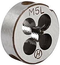 Aexit M5 Metric 20mm OD Dia Left Hand Rounding Gewindeschneidwerkzeug (416a0e8f5a41ac735f64f872388a14e5)