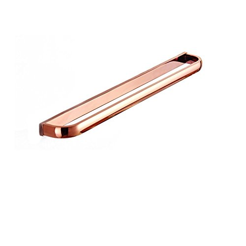 Aothpher 24 inch/60cm Wall Mounted Copper Bathroom Towel Bar