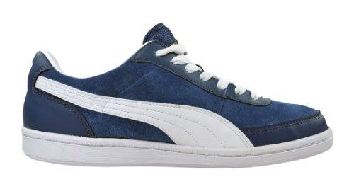 white Blue Blu Ensign Smash Winner Puma bianco blu qwtOpIfx