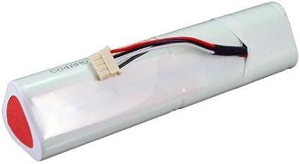Bateria para Fluke scopemeter 196c 7,2v 3600mah//25 9wh NiMH blanco