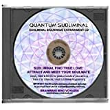 BMV Quantum Subliminal CD Find True Love: Attract and Meet Your Soul Mate (Ultrasonic Subliminal Series)