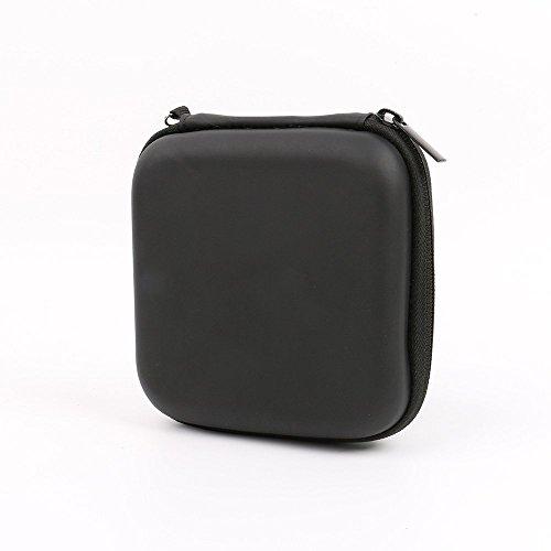 co2CREA Semi-Hard Carrying Storage Case Bag for Seagate Wireless Mobile Portable Hard Drive Storage HDD 500GB