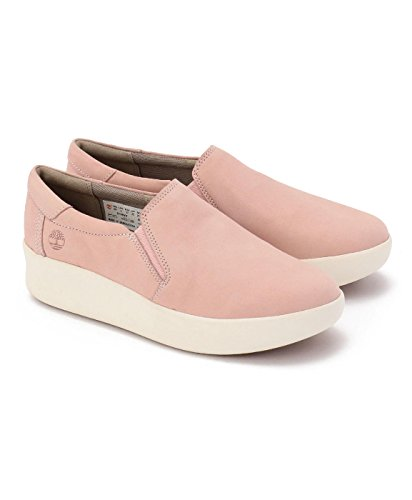 Timberland Parco Berlin Slip-on - Ca1mvt Luce Rosa Rosa