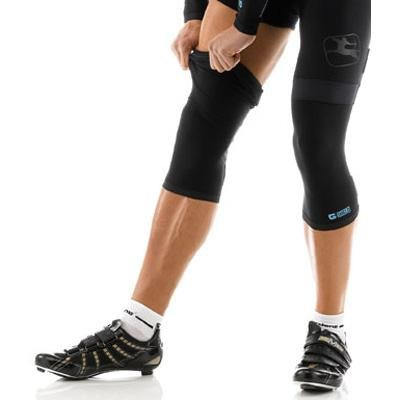 Giordana G Shield Knee Warmers Black, XS/S
