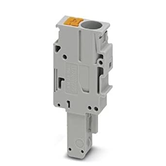DIN Rail Terminal Blocks PP-H 6/ 3 (10 pieces): Amazon com