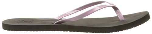 pour Mauve corail rose femme Tongs Reef AXq566