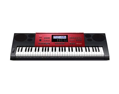 Casio CTK-6250 61-Key Keyboard with Power Supply