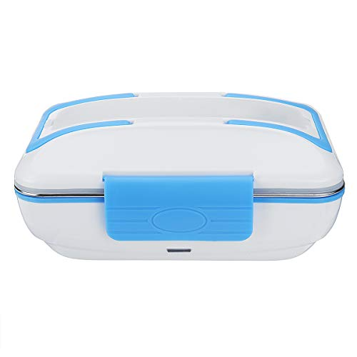Hitommy DC 12V 45W 1.2L Portable Car Truck Electric Heating Lunch Box Food Warm Heater Storage Container