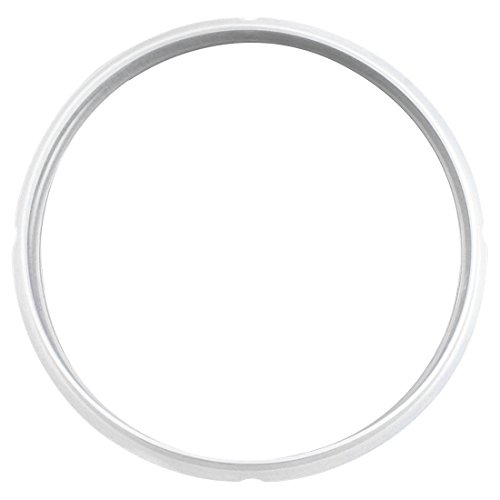 Pressure Cook Gasket - Enerhu 2 Pack Sealing Ring BPA Free Food Grade Silicone Universial Commen Food Electric Pressure Cooker Instant Pot Accessories L ID 22cm/8.66