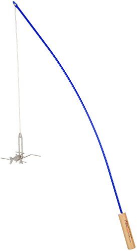 Fire Buggz Fishing Pole Campfire Roatser (Blue)