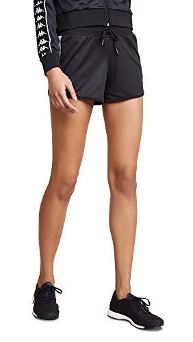 Blanco Negro Mujer Pantalones Kappa Cortos 303wgv0 xYqwOOz6