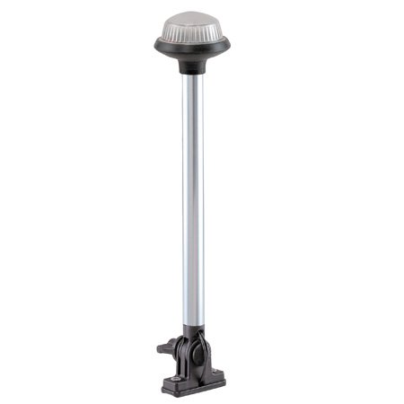 Reduced Design Perko Glare (Perko 1637DP0CHR White All-Round Pole Lights)