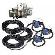 (Supplied Air Pump Package, 3 Ppl, 1-1/2 HP)