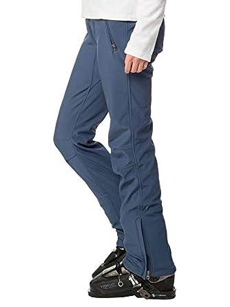 Protest Lole Pantaloni da Sci Softshell da Donna