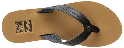 New Billabong Azul Sandal Off Black