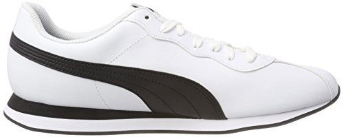 Adultes Turin Black 04 Pour Adultes Ii Blanches Puma White Baskets puma puma YOwxvY6