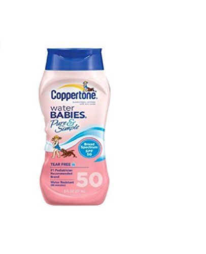 Coppertone Baby Sunscreen Ingredients