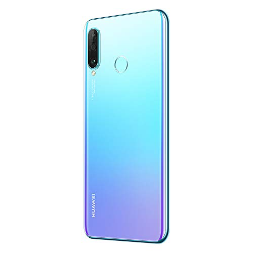 HUAWEI P30 Lite New Edition Marie-L21BX Dual-SIM 256GB (GSM Only | No CDMA) Factory Unlocked 4G/LTE Smartphone (Breathing Crystal) - International Version