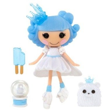 Lalaloopsy Mini Ivory Ice Crystals Holiday Doll