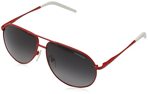 Carrera Carrerino 11/S Sunglasses CARRE11S-0UTA-9O-5511 - Red Frame, Dark Gray Gradient Lenses - Kids - Kids For Carrera Sunglasses