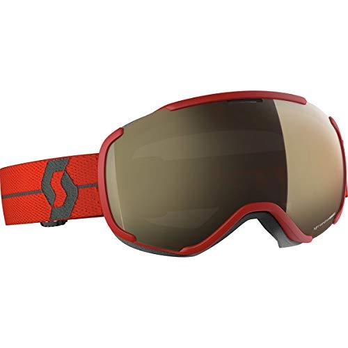 Scott Faze II Goggle - Photochromic Red/Light Sensitive Bronze Chrome