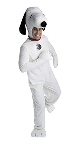 LF Products Pte. Ltd. Snoopy Deluxe Adult Costume - L -