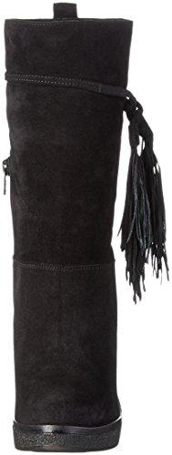 Pour noir Bottes Femmes Unisa Unisa Noires De Bottes Cheville XwHqazx8H1