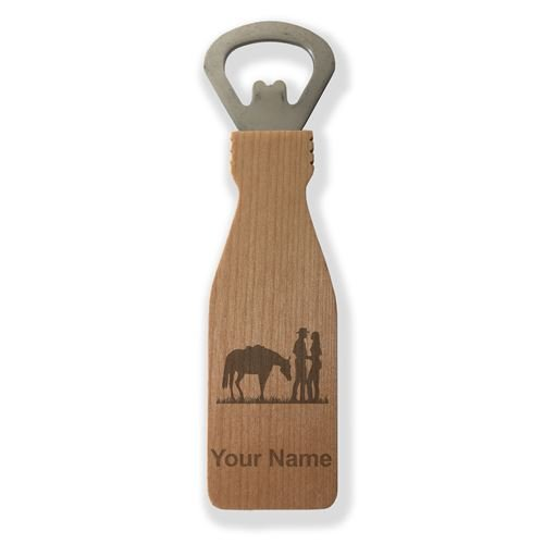 Bottle Opener Romantic Personalized Engraving product image