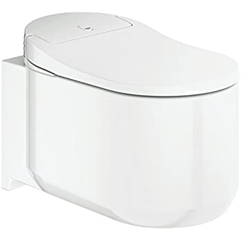 Amazon Com Grohe Arena 39354sh0 Sensia Shower Toilet Seat
