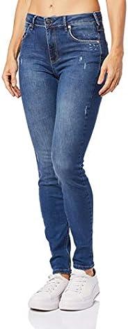 Calça Jeans Marisa, Sommer, Feminino