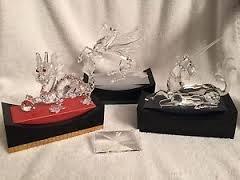 - Swarovski Crystal Pegasus Unicorn Dragon Fabulous Creatures Set