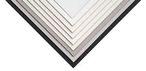 Strathmore Museum Mounting Board Acid Free cream 4 ply each