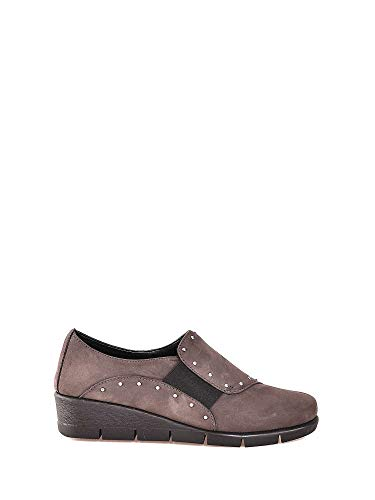 Donna Run Studs I180156 For Comoda Marrone The Flexx Scarpa Moro CwtfqO