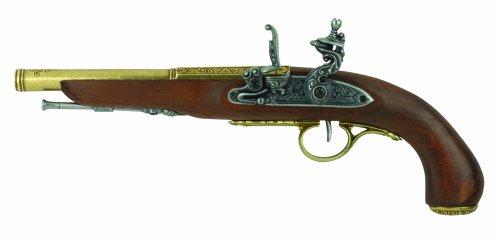Price comparison product image Denix Left Handed 18th Century Flintlock Pistol