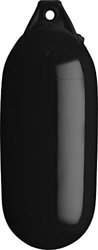Polyform US S Series Boat Fender/Buoy, Small-1, Black