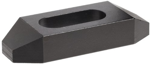 TE-CO Plain Clamp, Black Oxide Finish 4'' Long x 3/4'' Stud Size by TE-CO