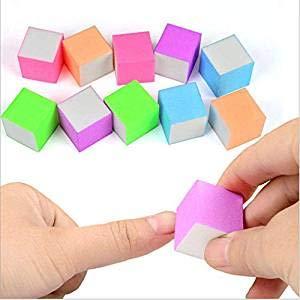 1 Pcs Limas de uñas HQQNUO Bloques de pulidor de uñas Professional Limas de uñas para el cuidado de uñas: Amazon.es: Belleza