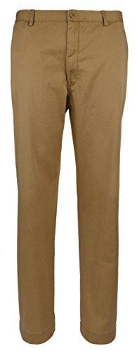 Mens Big & Tall Classic Cotton Twill Chino Pants