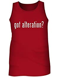 Got alteration? - Men's Adult Tank Top