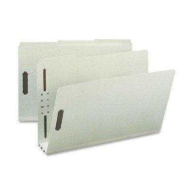 0.33 Assorted Tab (Nature Saver NATSP17236 Pressboard Fastener Folder- 25 Pt- 3 Exp- .33 Tab- Legal- by Nature Saver )